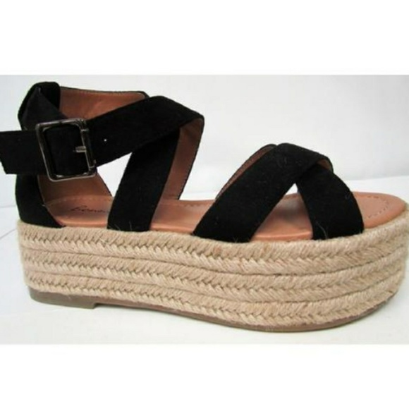 construction rationnelle Pré-commander beaucoup de styles Bonnibel Espadrille Platform Sandals
